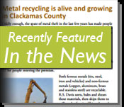 RS Davis - Recycling News